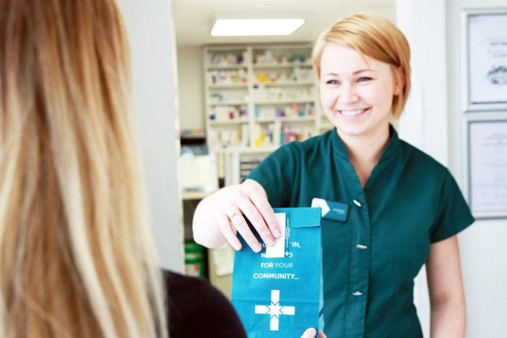 apotek på nett håndtere tester